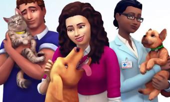 Les Sims 4 Chiens et Chats : un trailer pour nous rappeler que le jeu est disponible