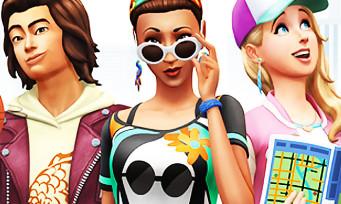 Les Sims 4 Console Bundle : une compilation avec plusieurs DLC annoncée en un trailer festif