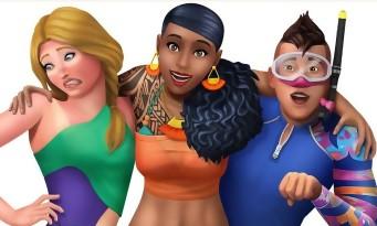 Les Sims 4 : un trailer de gameplay pour l'extension Iles Paradisiaques qui nous emmène au soleil