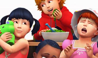 Les Sims 4 : les Bambins reviennent enfin dans la série !