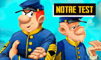 Test Les Tuniques Bleues Nord & Sud : le remake qui détruit notre enfance