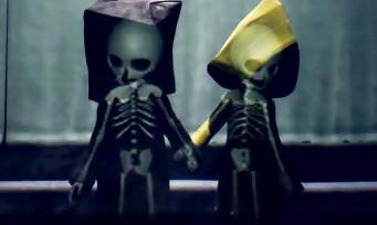 Little Nightmares 2: a creepy trailer for Halloween