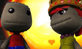 LittleBigPlanet 3 : un comparatif vidéo entre les versions PS3 et PS4