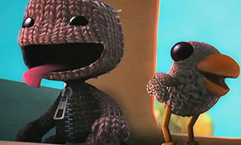 LittleBigPlanet 3 : 10 min de pur gameplay sur PS4