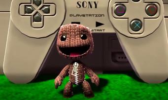 LittleBigPlanet 3 : un trailer pour rendre hommage aux 20 ans de la PlayStation