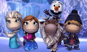 LittleBigPlanet 3 : La Reine des Neiges s'invite en DLC