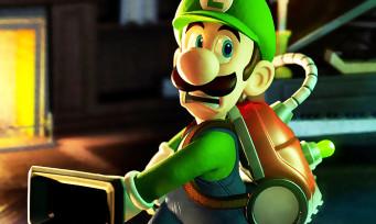 Luigi's Mansion 3 : c'est officiel, le jeu sortira en 2019 sur Switch ! Découvrez le 1er trailer