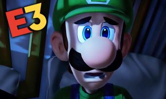 Luigi's Mansion 3 : un trailer de gameplay avec pleins de fantômes à aspirer