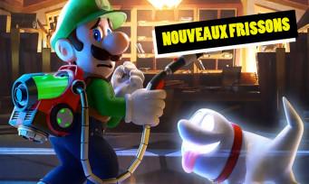 Luigi's Mansion 3 : le jeu à vous rendre vert de peur ? Nouvelles impressions