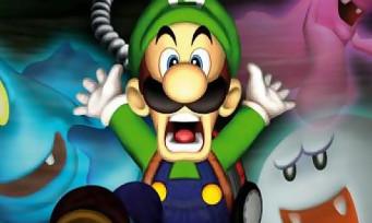 Luigi's Mansion : le portage 3DS s'offre un trailer de lancement qui donne la chair de poule