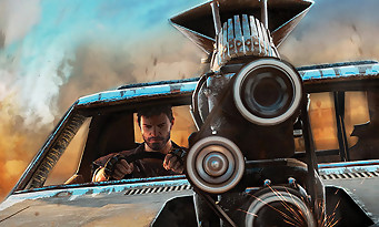 mad max les versions ps3 et xbox 360 annul es. Black Bedroom Furniture Sets. Home Design Ideas