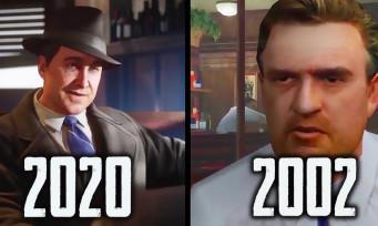 Mafia Remake (2020) VS Mafia Original (2002) : une vidéo comparative pour constater les évolutions graphiques