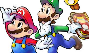 Super Mario Maker : une nouvelle tenue pour faire la promo de Mario & Luigi : Paper Jam Bros.