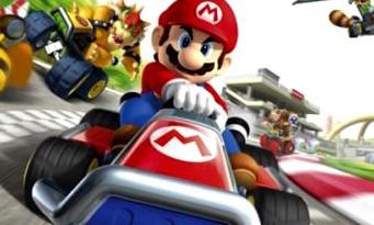 3DS XL : une offre Mario Kart 7 avec Auchan !