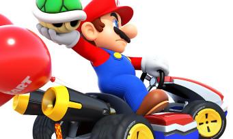 Mario Kart 8 Deluxe : 1080p et 60fps même en mode TV avec le dock