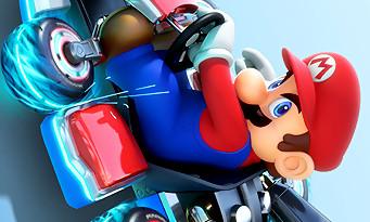Mario Kart 8 : une édition limitée avec du goodies collector