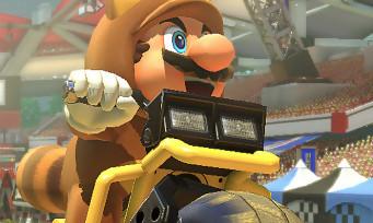 Mario Kart 8 Deluxe : un premier trailer qui montre à quoi ressemblera le jeu sur Switch