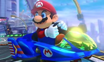 Nintendo Switch : des rumeurs sur le nouveau Mario Kart 8