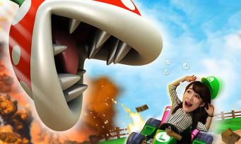 Mario Kart Arcade GP VR : le jeu de course de Nintendo se met à la réalité virtuelle, et ça a l'air dingue