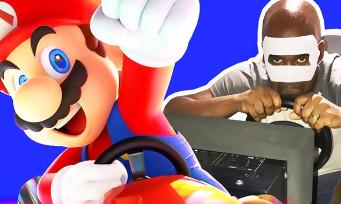 Mario Kart VR : le jeu arrive à Londres, et ça a l'air aussi fou qu'à Tokyo !