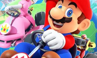 Mario Kart Tour : voici les premiers chiffres vertigineux du lancement, le jeu cartonne !