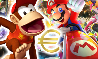 Mario Kart Tour : un pack Diddy Kong qui coûte plus cher que Mario Kart 8 Deluxe