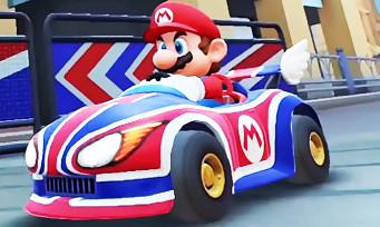 Mario Kart Tour : la nouvelle saison à Londres est arrivée, un trailer bien british