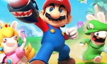 Mario + Lapins Crétins : tout le Power Point a fuité sur Internet, on sait tout du jeu