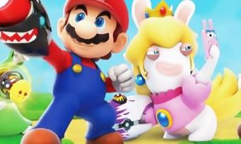 Mario + Lapins Crétins Kingdom Battle : le jeu fait le plein de nouvelles rumeurs, tout ce qu'il faut savoir