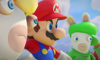 E3 2017 : Mario + Lapins Crétins Kingdom Battle officialisé avec un trailer déjanté