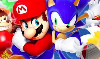 Mario & Sonic aux J.O. de Tokyo 2020 : un nouveau coup de pub dans un aéroport