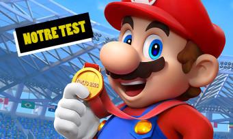 Test Mario & Sonic aux JO de Tokyo 2020 : un jeu qui mérite l'or ?