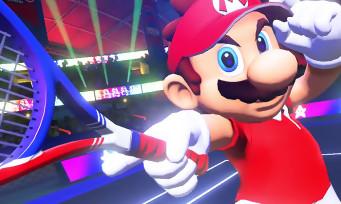 Mario Tennis Aces : un premier trailer de gameplay dévoile le jeu sur Nintendo Switch