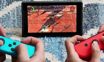 """Mario Tennis Aces : une nouvelle vidéo qui lâche quelques infos sur le mode """"Histoire"""""""