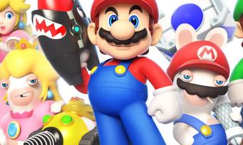 Mario + The Lapins Crétins : quand Ubisoft revient sur l'exigence de Nintendo