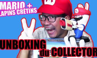 Mario + The Lapins Crétins : voici notre unboxing de l'édition collector sur Switch