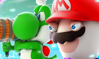 """Mario + The Lapins Crétins : un nouveau mode """"Versus"""" arrive demain, la preuve en vidéo"""