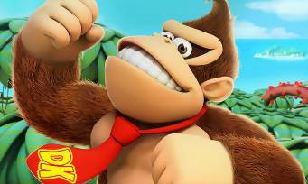 Mario + The Lapins Crétins : le DLC avec Donkey Kong s'offre une nouvelle vidéo pleine de bananes