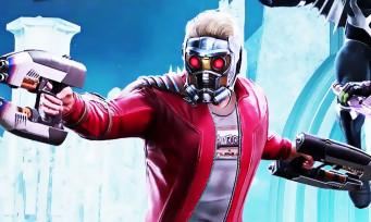 Marvel Powers United VR : Starlord et Gamorra rejoignent le casting, du gameplay fracassant