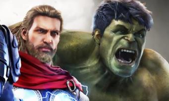 Marvel's Avengers : une grosse présentation de gameplay annoncée par Square Enix