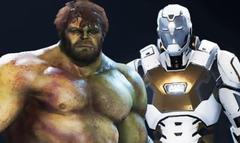 Marvel's Avengers : une flopée de costumes pour les super-héros, le fan-service est présent