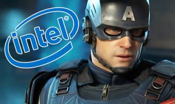 Marvel's Avengers : des processeurs collector chez Intel ?