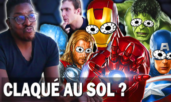 Marvel's Avengers : claqué au sol ou plaisir coupable ? On en débat en vidéo avec Alix et Maximilien