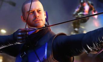 Marvel's Avengers : Hawkeye à l'honneur, les versions PS5 et Xbox Series sont datées