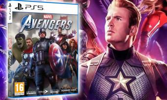Marvel's Avengers : les costumes issus du MCU seront... payants