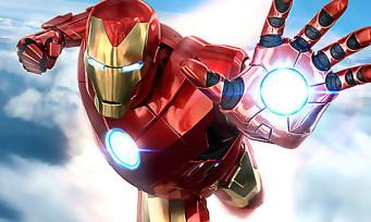 Iron Man VR : d'après les développeurs, le jeu n'est pas qu'une simple expérience en réalité virtuelle