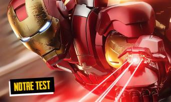 Test Marvel's Iron Man VR  : une assez bonne surprise au final ?