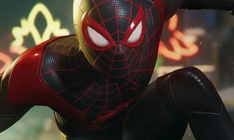 Marvel's Spider-Man Miles Morales : un screenshot avec du RTX sur PS5 ? Il semblerait que oui !