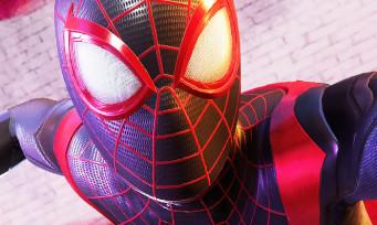 Spider-Man Miles Morales : un nouveau screenshot en 4K, c'est toujours bon à prendre