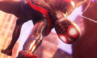 Spider-Man Miles Morales : une vidéo de gameplay en 4K avec du camouflage et du combat